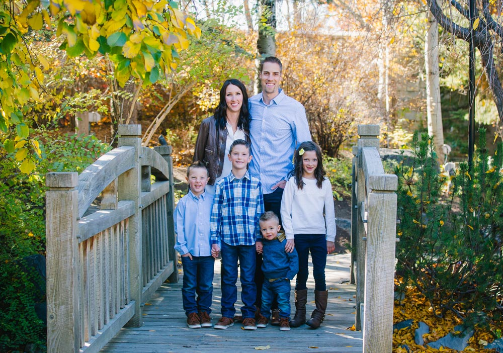 Andy McFarland Family