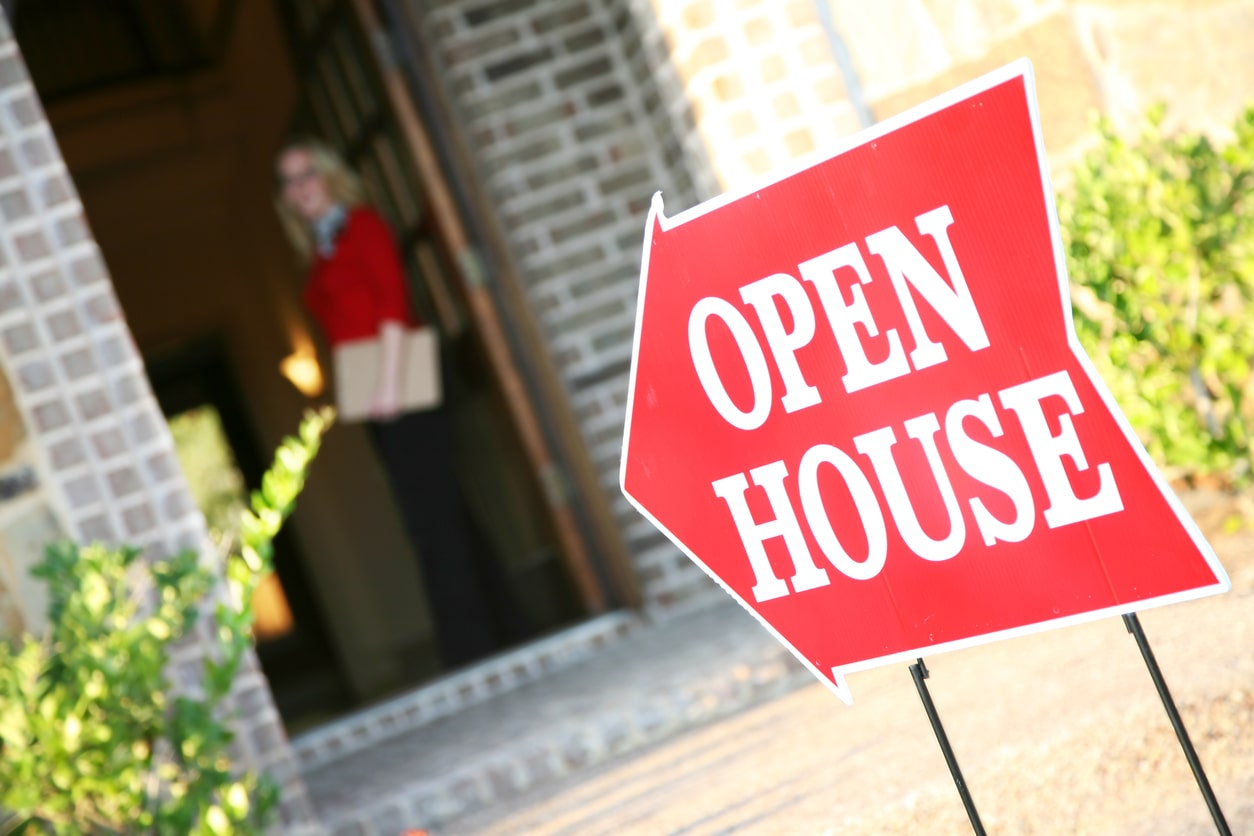 """Featured image for """"The Hassles of Hosting an Open House"""""""